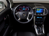Chevrolet Captiva 2013 wallpapers