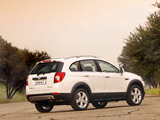 Images of Chevrolet Captiva ZA-spec 2011