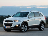 Images of Chevrolet Captiva 2013