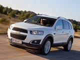 Images of Chevrolet Captiva 2013