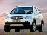 Photos of Chevrolet Captiva ZA-spec 2007–11