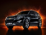 Photos of Chevrolet Captiva CN-spec 2011