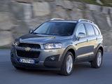 Photos of Chevrolet Captiva 2011–13