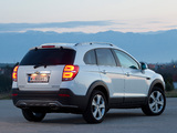 Photos of Chevrolet Captiva 2013