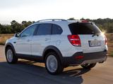 Photos of Chevrolet Captiva 2013