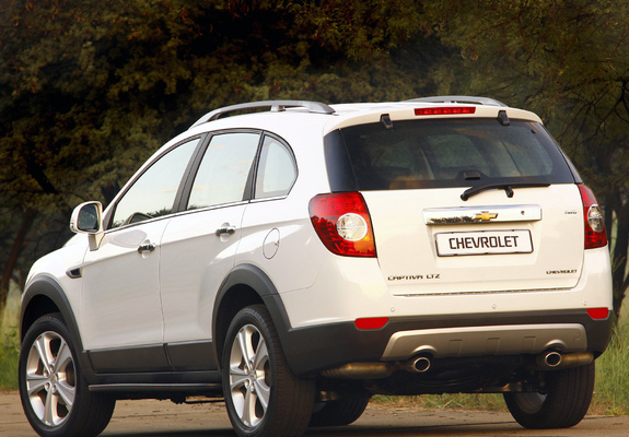 Pictures Of Chevrolet Captiva Za Spec 2011