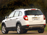 Pictures of Chevrolet Captiva ZA-spec 2011
