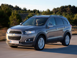 Pictures of Chevrolet Captiva 2013