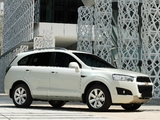 Chevrolet Captiva MY-spec 2011 wallpapers