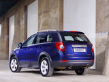 Chevrolet Captiva ZA-spec 2011 wallpapers