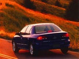 Chevrolet Cavalier 1995–99 photos