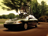 Chevrolet Cavalier 1999–2003 pictures