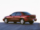 Images of Chevrolet Cavalier 1999–2003