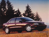 Pictures of Chevrolet Cavalier 1995–99