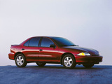 Pictures of Chevrolet Cavalier 1999–2003