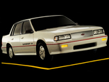 Chevrolet Celebrity Eurosport VR Sedan 1987–88 images