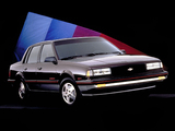 Pictures of Chevrolet Celebrity Eurosport 1986–90
