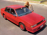 Chevrolet Celebrity Eurosport VR Sedan 1987–88 wallpapers