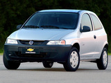 Chevrolet Celta 3-door 2000–06 wallpapers