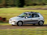 Chevrolet Celta Super 5-door 2003–06 pictures