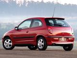 Chevrolet Celta Super 3-door 2003–06 wallpapers