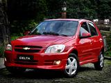Chevrolet Celta 5-door 2011–13 images