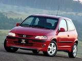 Images of Chevrolet Celta Super 3-door 2003–06