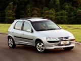 Images of Chevrolet Celta Super 5-door 2003–06
