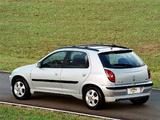 Photos of Chevrolet Celta Super 5-door 2003–06