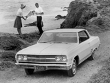 Chevrolet Chevelle Malibu SS Hardtop Coupe 1965 pictures
