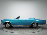 Chevrolet Chevelle SS 396 Convertible 1966 images