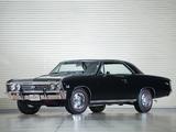 Chevrolet Chevelle Malibu SS 396 L78 Hardtop Coupe 1967 images