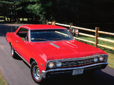 Chevrolet Chevelle SS 396 Hardtop Coupe 1967 pictures