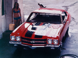 Chevrolet Chevelle SS 454 Hardtop Coupe 1970 images