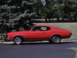 Chevrolet Chevelle SS 454 LS6 Hardtop Coupe 1970 images