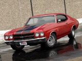 Chevrolet Chevelle SS 396 Hardtop Coupe 1970 images