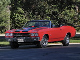 Chevrolet Chevelle SS 454 LS5 Convertible 1970 pictures