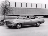 Chevrolet Chevelle Malibu 4-door Hardtop (13539) 1970 pictures