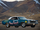 Chevrolet Chevelle SS 454 LS6 Convertible NHRA Super Stock Race Car 1970 pictures