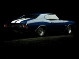 Chevrolet Chevelle SS 396 Hardtop Coupe 1970 pictures