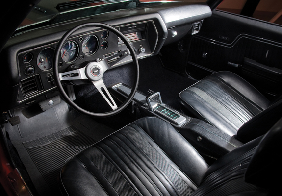 Chevrolet Chevelle Ss 454 Ls6 Convertible 1970 Wallpapers