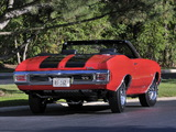 Chevrolet Chevelle SS 454 LS5 Convertible 1970 wallpapers