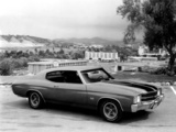 Chevrolet Chevelle SS 454 Hardtop Coupe (3637) 1971 wallpapers