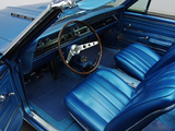 Images of Chevrolet Chevelle SS 396 Convertible 1966
