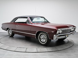 Images of Chevrolet Chevelle Malibu Sport Coupe 1967