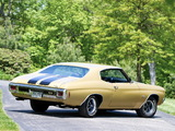 Images of Chevrolet Chevelle SS 454 Hardtop Coupe 1970