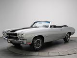 Images of Chevrolet Chevelle SS 454 LS5 Convertible 1970