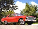 Pictures of Chevrolet Chevelle Malibu SS Sport Coupe (57/58-37) 1964