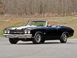 Pictures of Chevrolet Chevelle SS 454 LS6 Convertible 1970