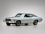Chevrolet Chevelle SS 396 Hardtop Coupe 1970 wallpapers